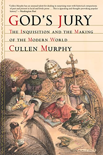 9780547844589: God's Jury: The Inquisition and the Making of the Modern World