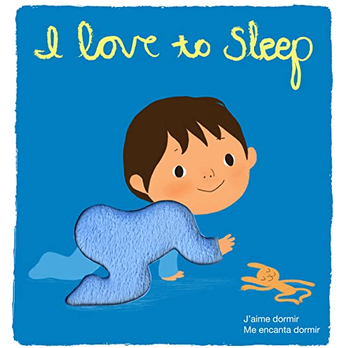9780547848433: I Love to Sleep/J'aime Dormir/Me Encanta Dormir