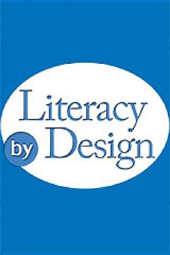 9780547849430: Rigby Literacy by Design: Small Group Complete Rollover Package, 6 Year Grade 1