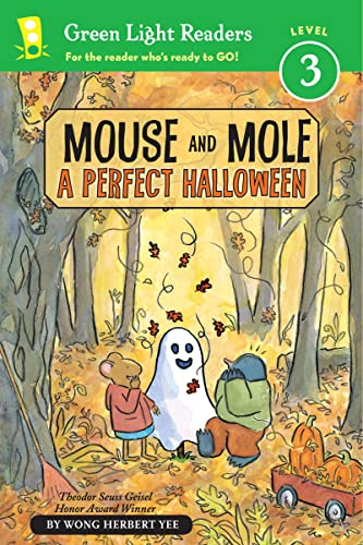 9780547850573: Mouse and Mole, A Perfect Halloween (Green Light Readers Level 3)