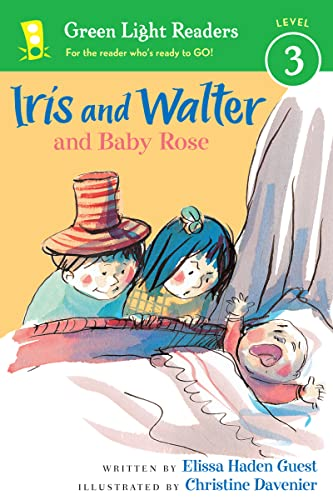 9780547850641: Iris and Walter and Baby Rose (Green Light Readers Level 3)