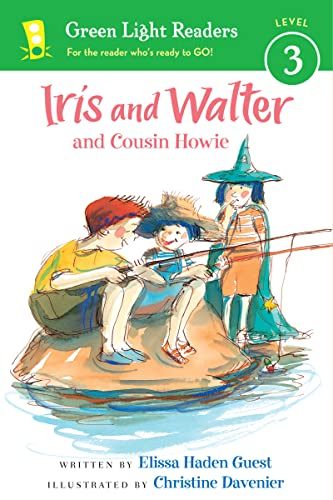 9780547850689: Iris and Walter and Cousin Howie (Green Light Readers Level 3)