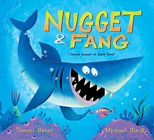 9780547852850: Nugget & Fang: Friends Forever--Or Snack Time?