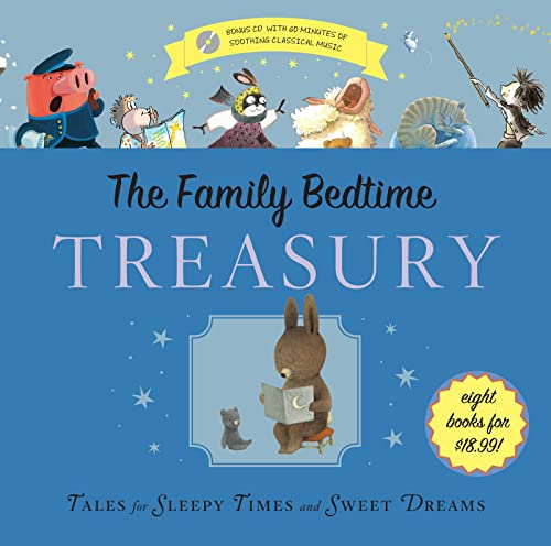 9780547857862: The Family Bedtime Treasury with CD: Tales for Sleepy Times and Sweet Dreams