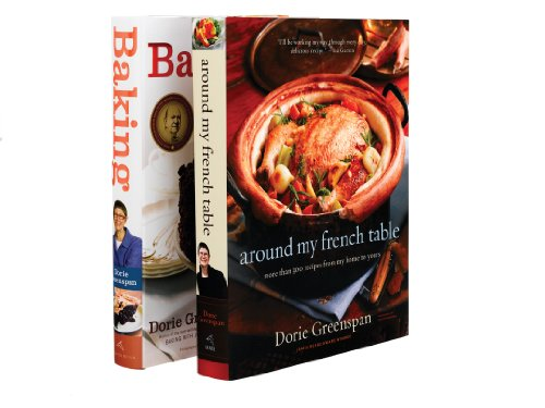9780547858760: Cooking With Dorie Greenspan (2 Books)