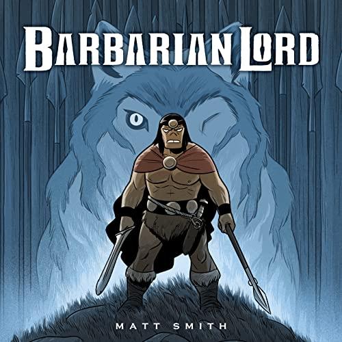 9780547859064: Barbarian Lord