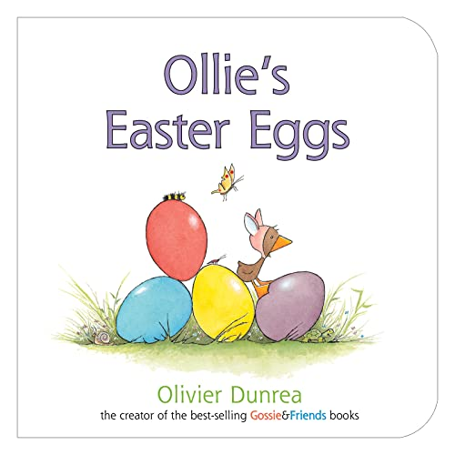 9780547859187: Ollie's Easter Eggs (Gossie & Friends)