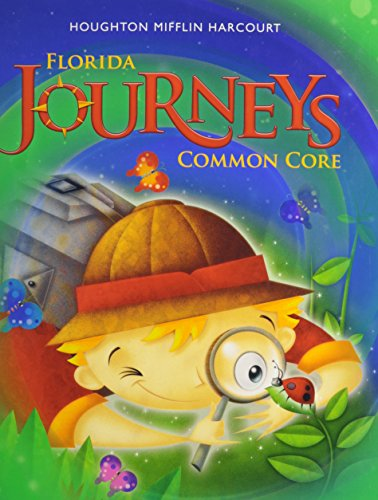 9780547859217: Houghton Mifflin Harcourt Journeys Florida: Student Edition Volume 3 Grade 1 2014