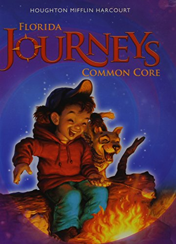 9780547859422: Houghton Mifflin Harcourt Journeys Florida: Student Edition Volume 1 Grade 3 2014