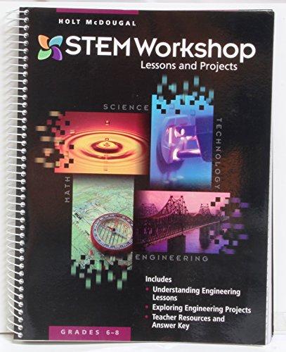 9780547859446: Science, Technology, Engineering, & Math Middle School Teacher Edition Bundle Grades 6-8