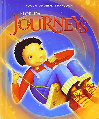 9780547860800: Houghton Mifflin Harcourt Journeys Florida: Student Edition Volume 1 Grade 2 2014