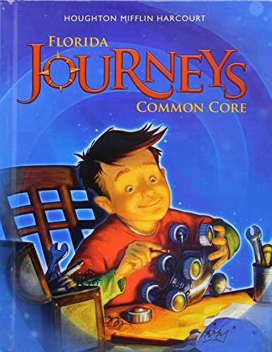 9780547864334: Houghton Mifflin Harcourt Journeys: Student Edition Grade 4 2014