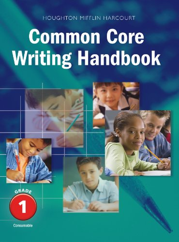 9780547864471: Writing Handbook Student Edition Grade 1 (Journeys)