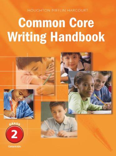 9780547864495: Journeys: Writing Handbook Student Edition Grade 2