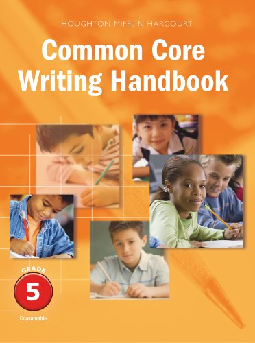 9780547864532: Journeys: Writing Handbook Student Edition Grade 5