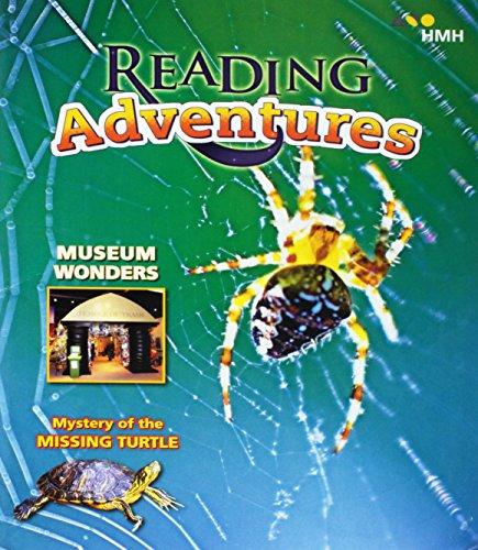 9780547865829: Journeys: Reading Adventures Student Edition Magazine Grade 4