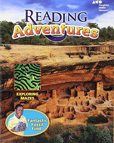 9780547865836: Journeys: Reading Adventures Student Edition Magazine Grade 5