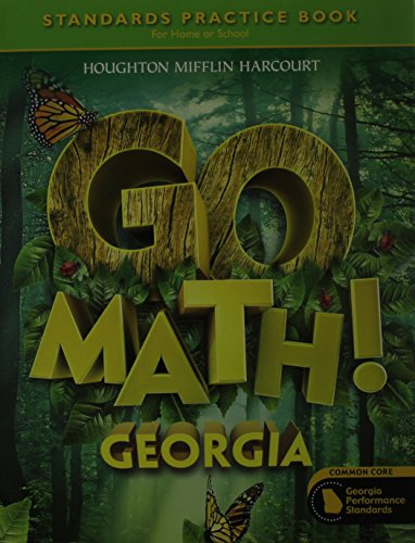 9780547865881: Houghton Mifflin Harcourt Go Math!: Student Edition