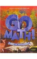 9780547867540: Houghton Mifflin Harcourt Go Math! Spanish: Student Edition & Practice Book Bundle Grade 6 2012