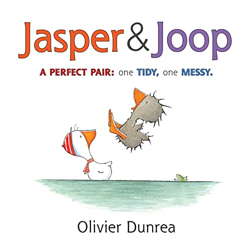 9780547867625: Jasper & Joop (Gossie & Friends)