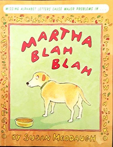 9780547867793: Martha Blah Blah