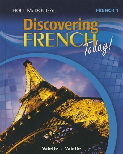 9780547871561: Discovering French Today, Level 1