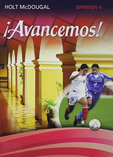 9780547871943: ¡Avancemos! Level 4, Student Edition (Spanish Edition)