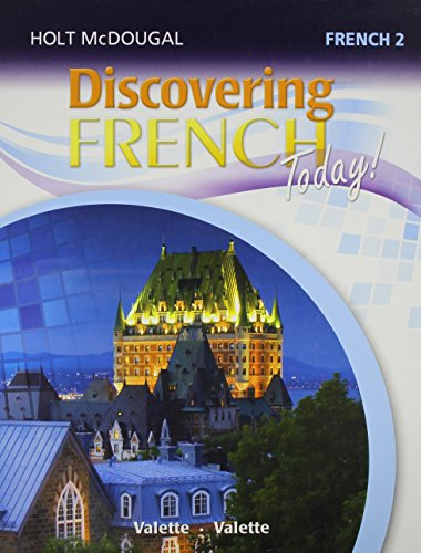 9780547871974: Discovering French Today: Student Edition Level 2 2013 (French Edition)