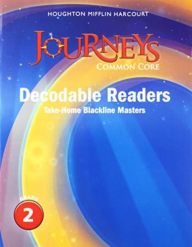 9780547874104: Journeys: Common Core Decodable Reader Blackline Master Grade 2
