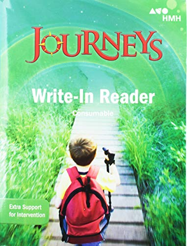 9780547874197: Journeys: Write-in Reader Volume 2 Grade 1