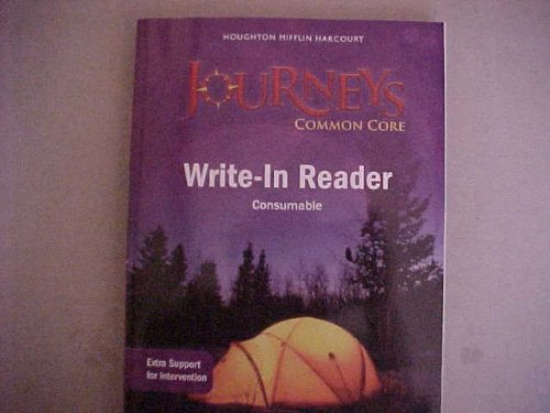 Journeys: Write-in Reader Grade 3 by HARCOURT, HOUGHTON MIFFLIN ...
