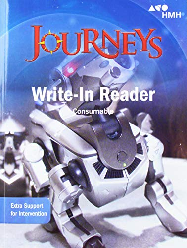 9780547874227: Journeys: Common Core Write-in Reader Grade 4