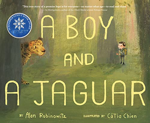 9780547875071: A Boy and a Jaguar