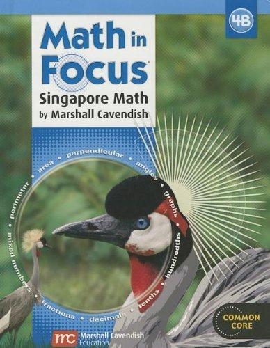 9780547875439: Math in Focus: Singapore Math, Spanish: Student Edition Grade 4 Book B 2013