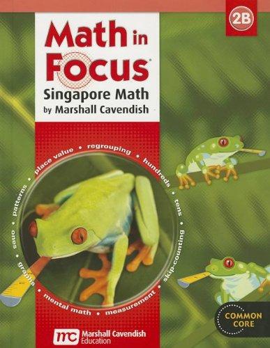 9780547875835: Math in Focus: Singapore Math: Student Edition Grade 2 Book B 2013