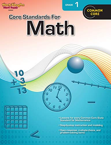 9780547878195: Core Standards for Math: Reproducible Grade 1