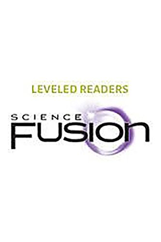 9780547881492: ScienceFusion Leveled Readers: Below-Level Reader 6-pack Grade 4 Adaptations