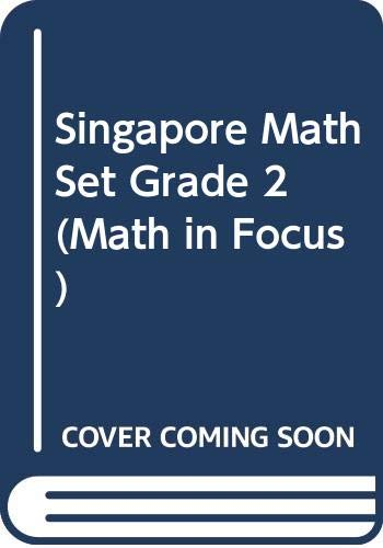 9780547882222: Singapore Math Set Grade 2