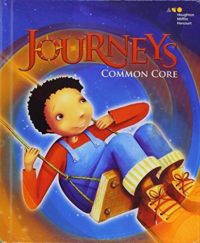 9780547885018: Journeys: Common Core Student Edition Set Grade 2 2014
