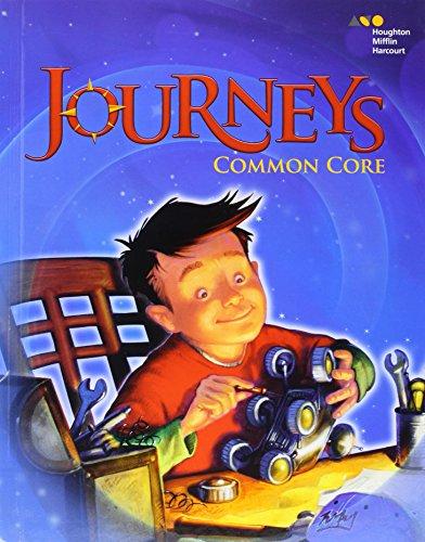 9780547885032: Journeys: Common Core Student Edition and Magazine Set Grade 4 2014