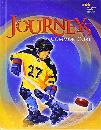 9780547885049: Houghton Mifflin Harcourt Journeys: Common Core Student Edition and Magazine Set Grade 5 2014
