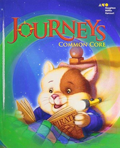 9780547885377: Journeys: Common Core Student Edition Volume 1 Grade 1 2014