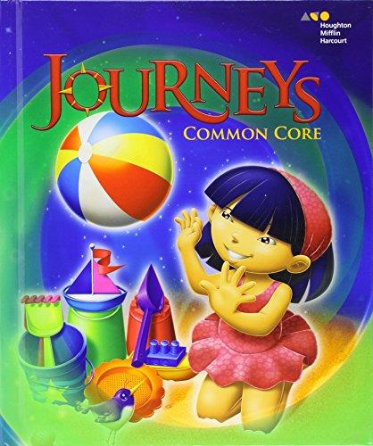 9780547885384: Journeys: Common Core Student Edition Volume 2 Grade 1 2014