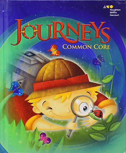 9780547885391: Journeys: Common Core Student Edition Volume 3 Grade 1 2014