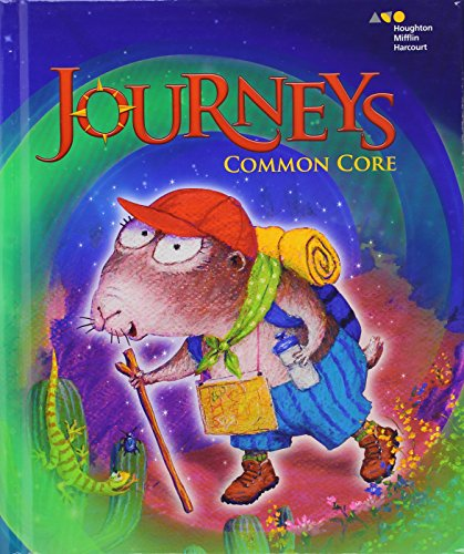 Houghton Mifflin Harcourt Journeys : Common Core: HOUGHTON MIFFLIN HARCOURT