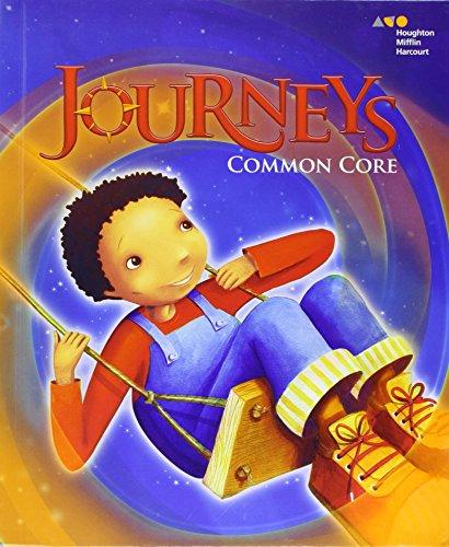 Journeys: Common Core Student Edition Volume 1 Grade 2 2014: HARCOURT, HOUGHTON MIFFLIN