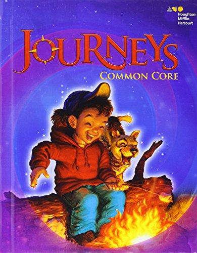 9780547885490: Journeys: Common Core Student Edition Volume 1 Grade 3 2014