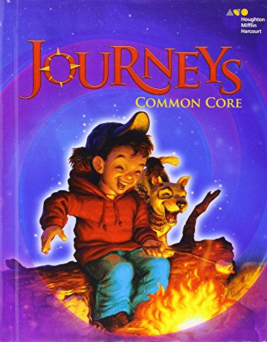 9780547885490: Journeys: Common Core Student Edition Volume 1 Grade 3 2014