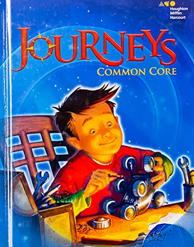 9780547885520: Journeys: Common Core Student Edition Grade 4 2014