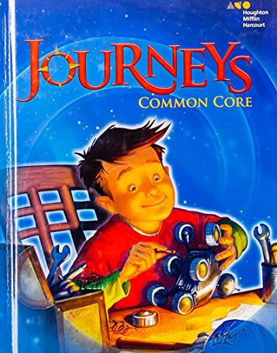 9780547885520: Houghton Mifflin Harcourt Journeys: Student Edition, Grade 4